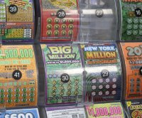 Wrong turn, 'lucky biscuit' lead man to $250,000 lottery jackpot