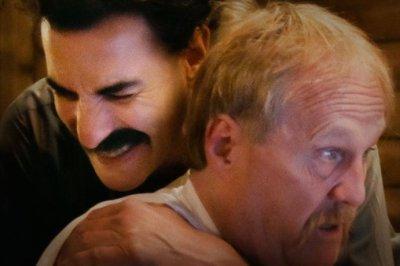 Amazon will premiere new Borat footage May 25