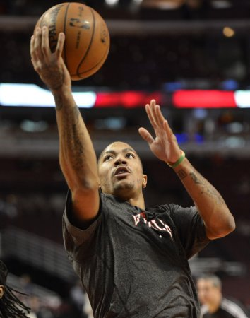 Derrick Rose 'close' to returning