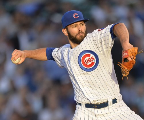 Jake Arrieta dominant again as Chicago Cubs down Milwaukee Brewers