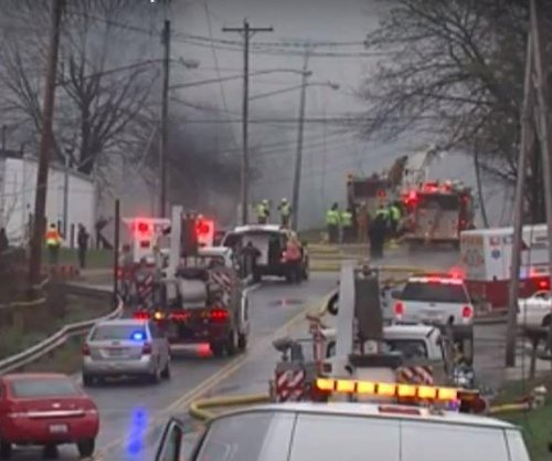 Several dead after plane crashes into Cleveland area neighborhood