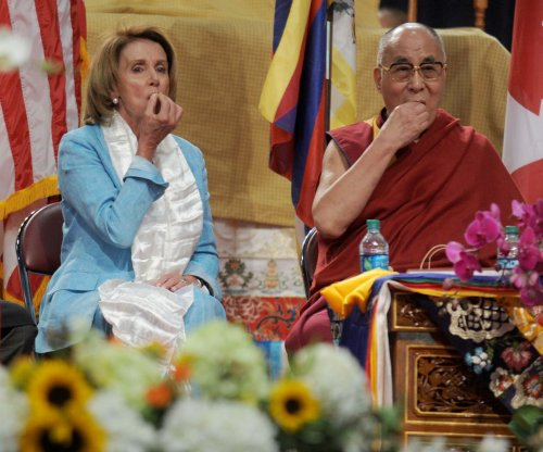 Nancy Pelosi traveled to Tibet with U.S. delegation
