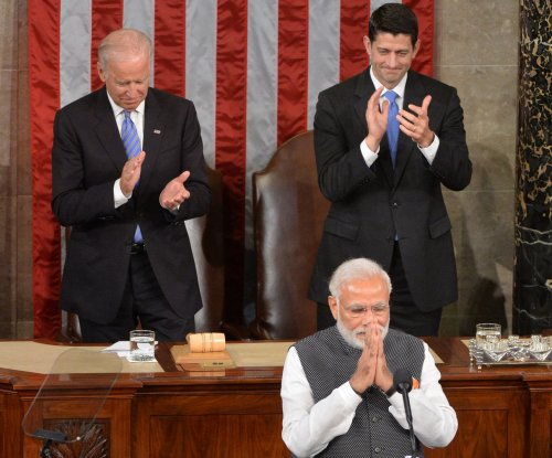Indian prime minister to Congress: U.S.-India relationship 'indispensable'