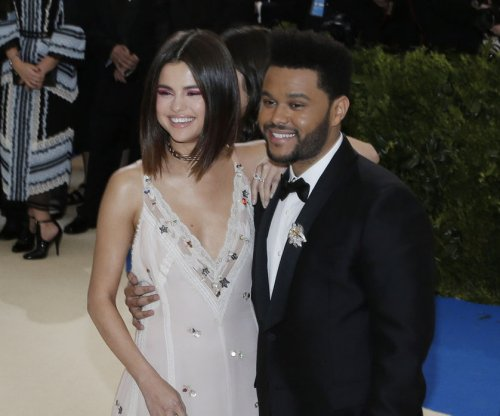 The Weeknd supports Selena Gomez's new ad campaign