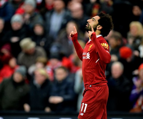 Mohamed Salah equals Premier League record in Liverpool tie with West Brom