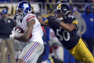 Giants WR Odell Beckham Jr. flashes moves in workout video