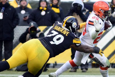 Browns RB Johnson lobbying for more touches