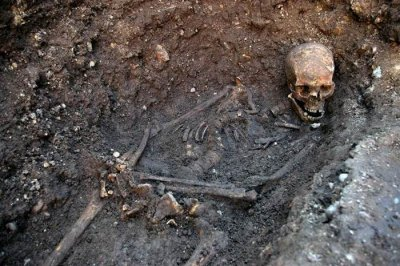 Skeleton of King Richard III shows evidence of roundworm infestation