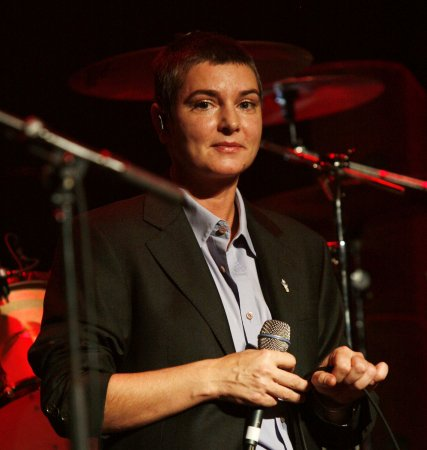 Sinead O'Connor and Barry Herridge split
