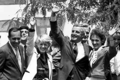 Bill Clinton: Joan Mondale was a 'singular American'