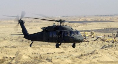 Mexico seeks more UH-60 Black Hawks for counter-narcotics effort