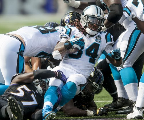 DeAngelo Williams says Carolina Panthers cut him