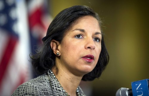 Rice says U.S. airstrikes 'had an impact'
