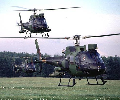 Report: Asia a growing market for light military helicopters