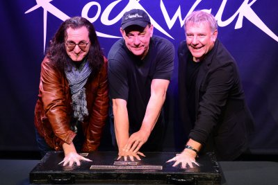 Rush: We're done with touring