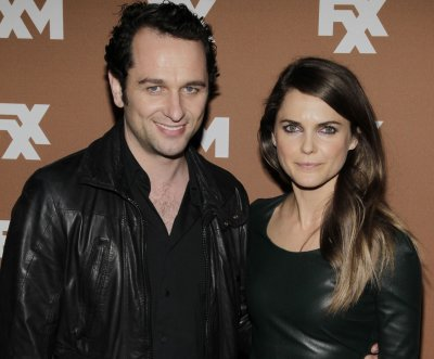 Keri Russell and Matthew Rhys welcome first child