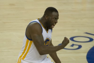 Draymond Green, Golden State Warriors whip Cleveland Cavaliers for 2-0 lead