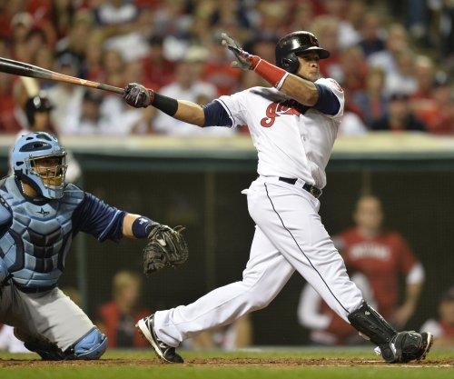 Carlos Santana homer gives Cleveland Indians 1-0 win over Oakland Athletics