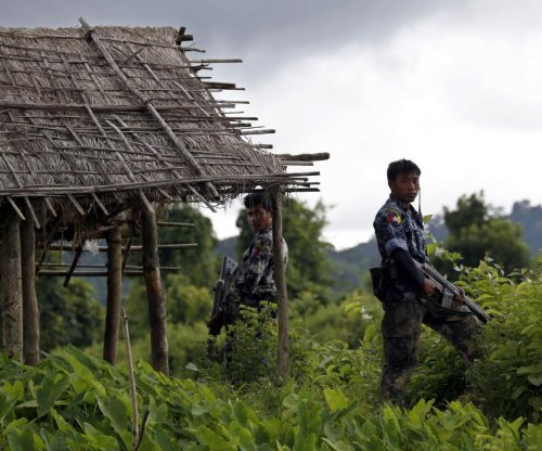 Myanmar admits to killing 10 Rohingya found in mass grave