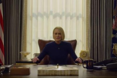 Robin Wright is in charge in 'House of Cards' Season 6 teaser
