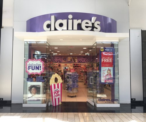 Fashion accessory retailer Claire's files for bankruptcy
