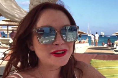 Lindsay Lohan announces new series, 'Lohan Beach Club'
