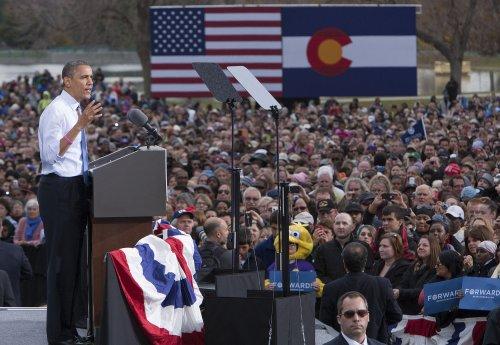 CNN poll: Obama 50, Romney 48 in Colorado