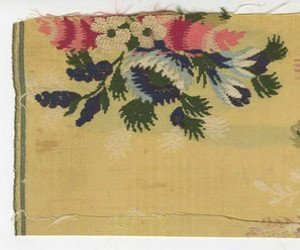 Martha Washington's dress fabric for sale