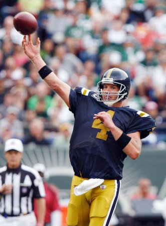 Brett Farve earns AFC weekly player honor
