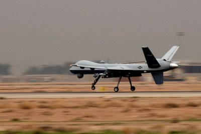 Family of two Yemeni men sue U.S. over drone strike deaths