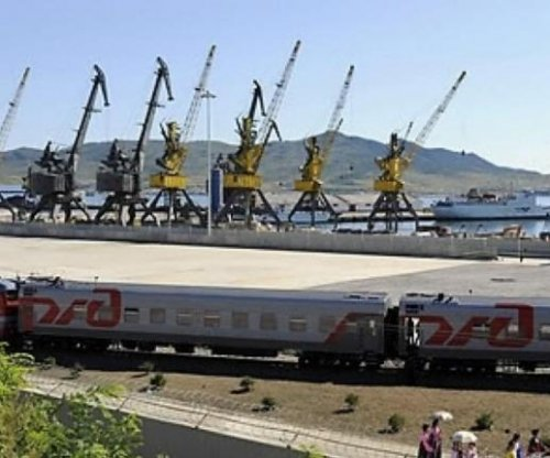 China, North Korea cooperate on Rajin shipping route