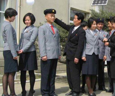 Kim Jong Un reformed North Korth's K-12 education, mandating English, report says