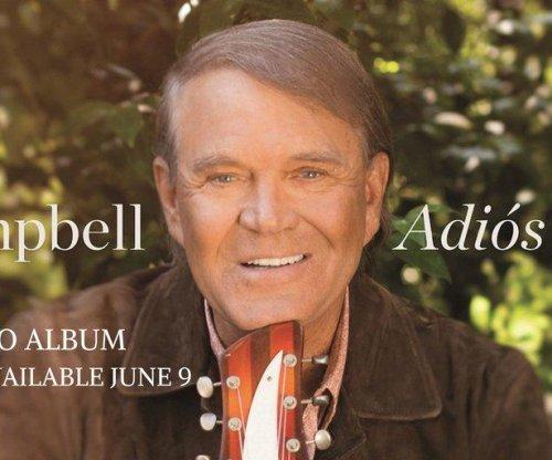 Glen Campbell farewell album 'Adios' to release in June