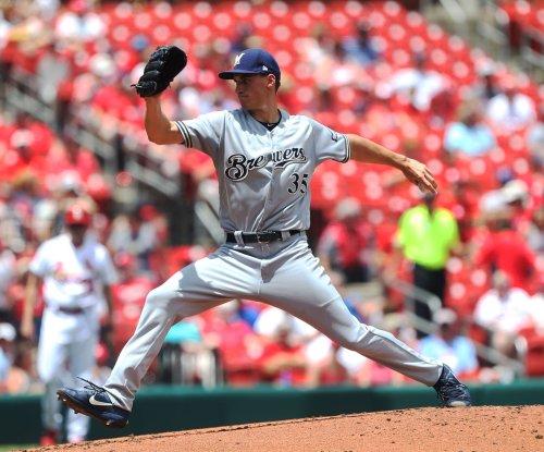 Brent Suter thrives in spot start as Milwaukee Brewers blitz Baltimore Orioles