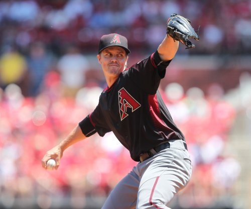 Zack Greinke, Arizona Diamondbacks dump Atlanta Braves