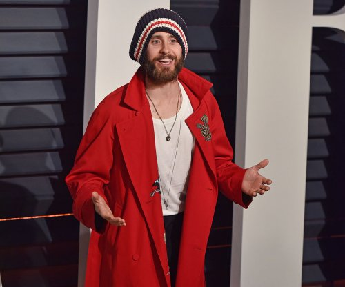 Jared Leto to portray Hugh Hefner in biopic