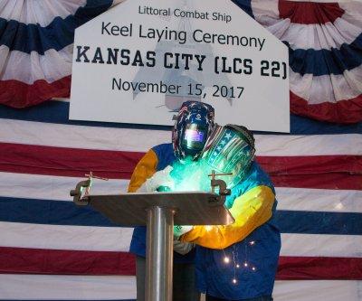 Navy to christen USS Kansas City on Saturday