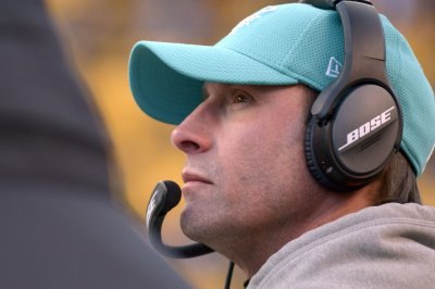 Miami Dolphins fire coach Adam Gase