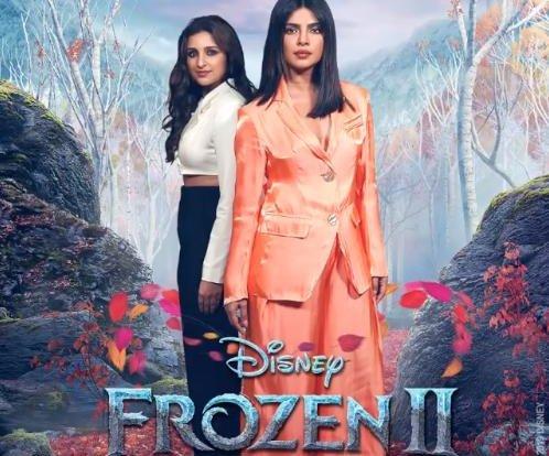 Priyanka Chopra to voice Elsa in Hindi version of 'Frozen 2'