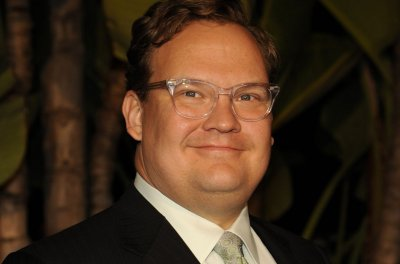 Andy Richter: COVID makes for 'interesting' times on 'Conan'