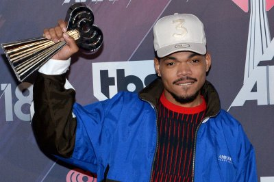 Chance the Rapper performs 'The Heart & the Tongue' on 'GMA'