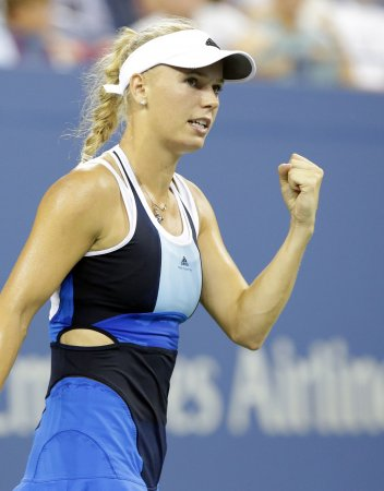 Wozniacki wins again in striaght sets in Luxembourg