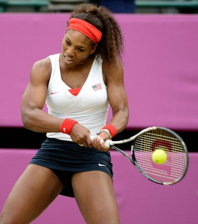 Golden Slam for Williams tightens rankings