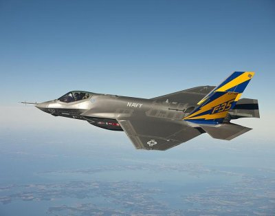 BAE Systems produces 150th rear fuselage, tail set for F-35