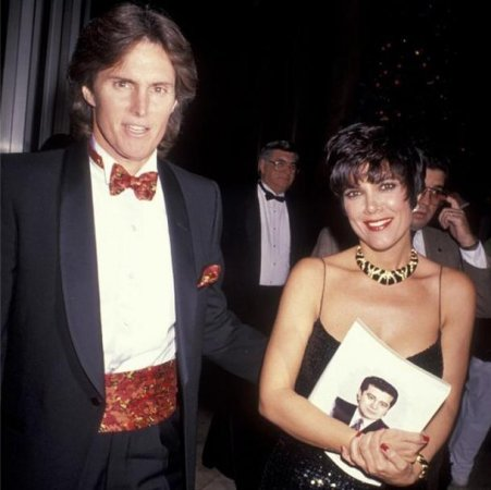 Kendall Jenner shares throwback photo of her parents after divorce filing
