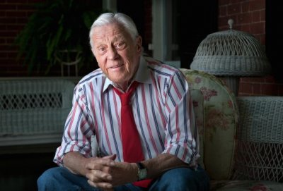Ben Bradlee, renowned Washington Post editor, dead at 93