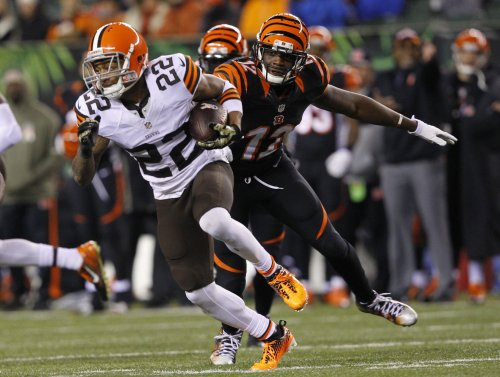 Browns grab elusive AFC North road win in Cincy