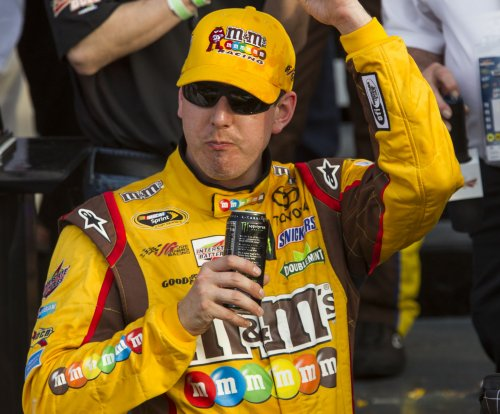 Kyle Busch wins in New Hampshire