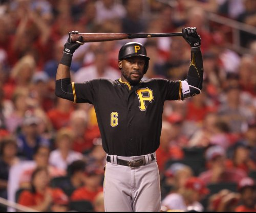 Flu forces Pittsburgh Pirates' Starling Marte to sit out versus Milwaukee Brewers