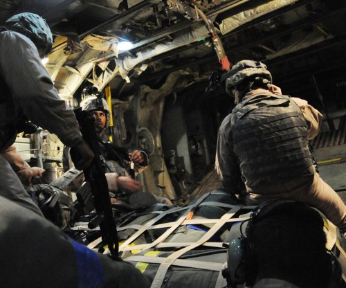 Pentagon requests 500 more U.S. troops ahead of Mosul battle
